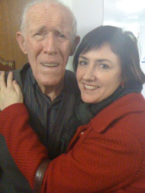 Grandad & me, June 09