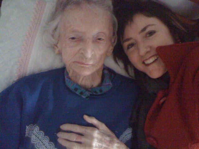 Grandma and I, June 09