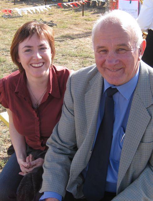 Roger Fletcher & Kerrie Phipps
