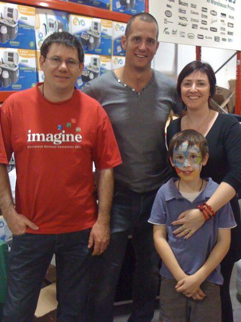 Fast Ed with Lyndon, Kez & Ethan