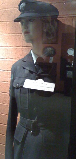 G'ma's uniform