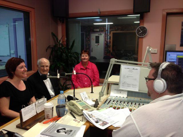Radio 2DU Interview