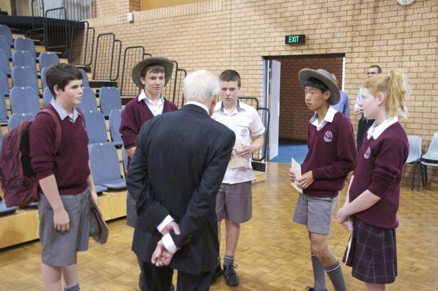 inquisitive students