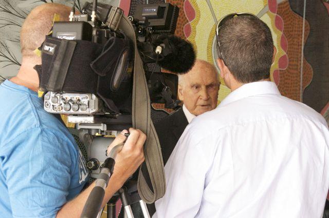 interviewing bede