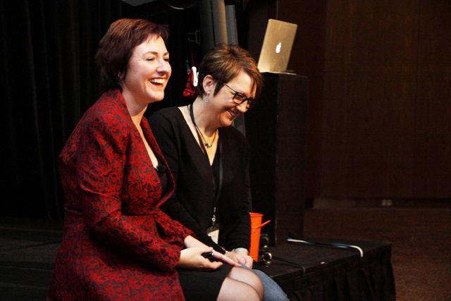 Kerrie Phipps & Robyn Schultz