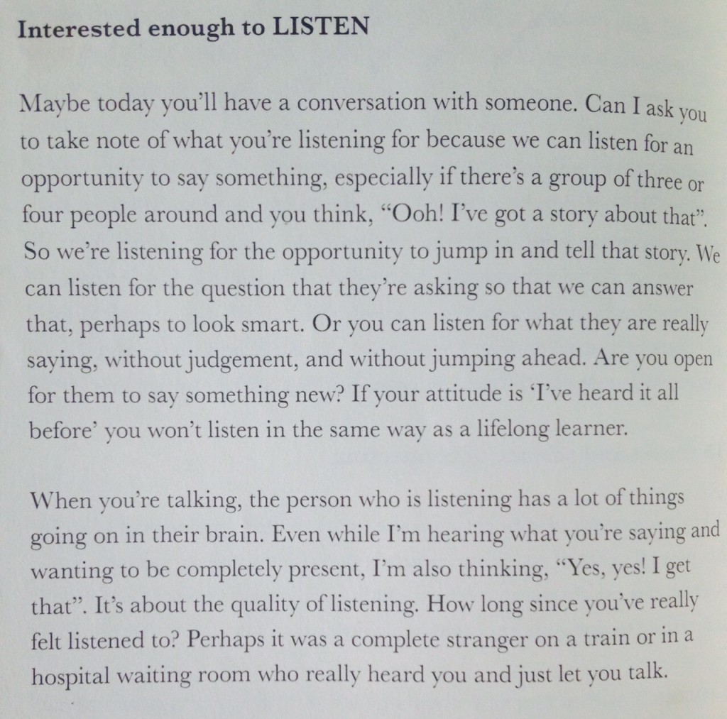 Do Talk to Strangers by Kerrie Phipps, page 60
