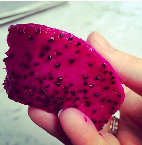 July, Dragonfruit in Singapore