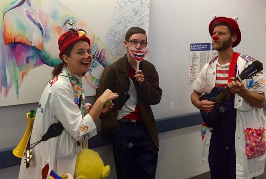 Clown Doctors (1)
