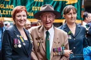 Garnett Tobin ANZAC Day 2014