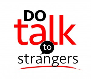 Do Talk To Strangers Kerrie Phipps Cover Title