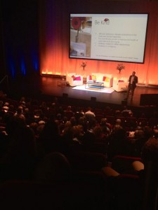 Callen McDonnell, Suncorp, at Mindful Leadership Forum 2015