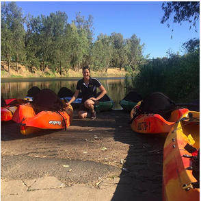December, Team Coaching with Adventure Watersports